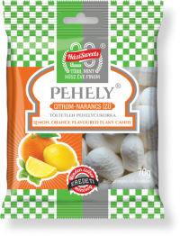 Pehelycukor citrom – narancs 70 G