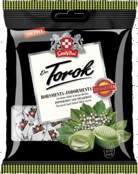 Dr. Torok Borsmenta – fodormenta töltött keménycukorka 75 G